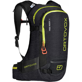 Ortovox Free Rider 24 Backpack black raven blend